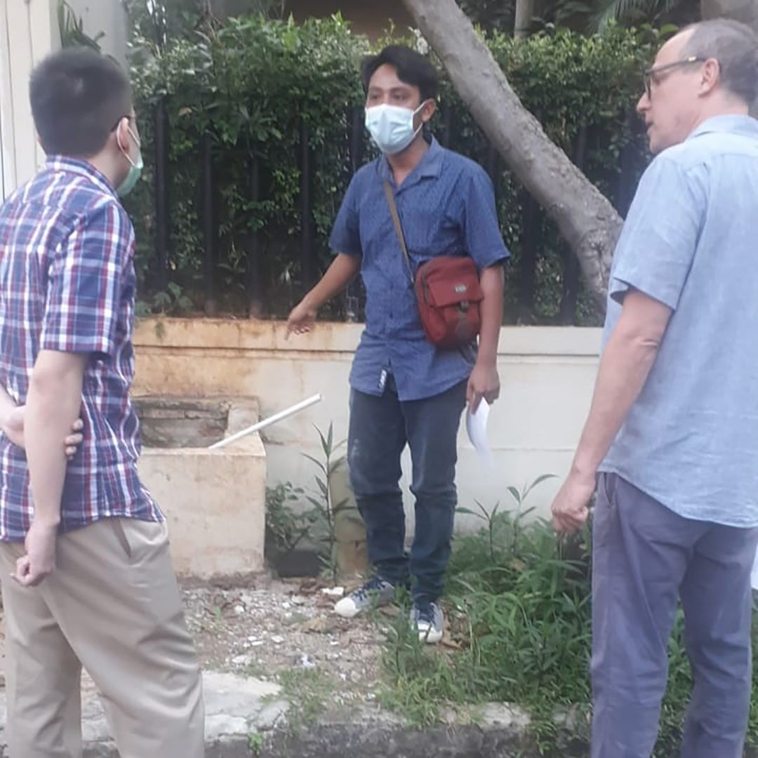 Kebocoran Rumah Mr. Sriro